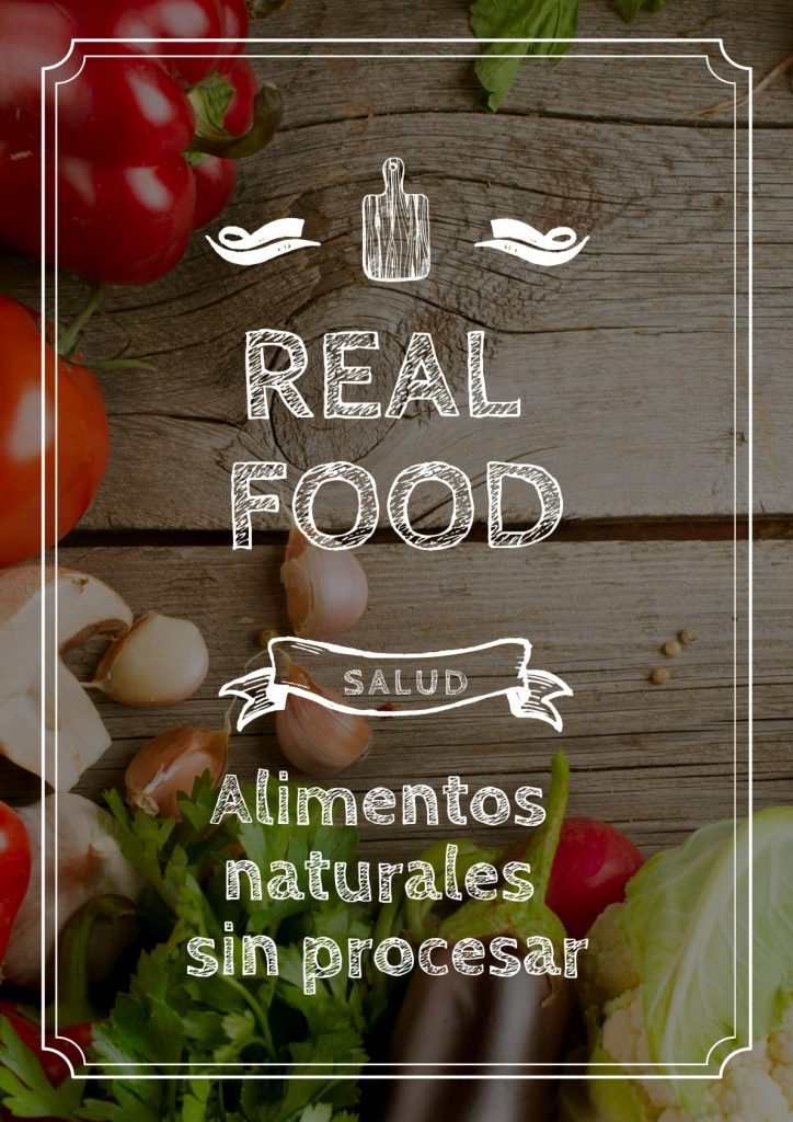 Real Food, comida sana